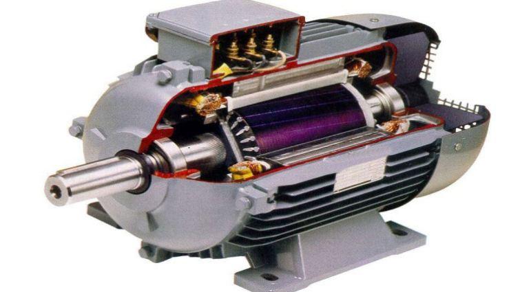 دریافت پاورپوینت درباره موتور الکتریکی