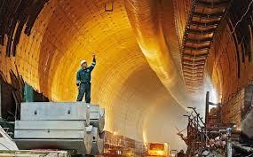 دریافت تحقیق کاربرد روش های چتری در تونل زنی در زمین های نرم